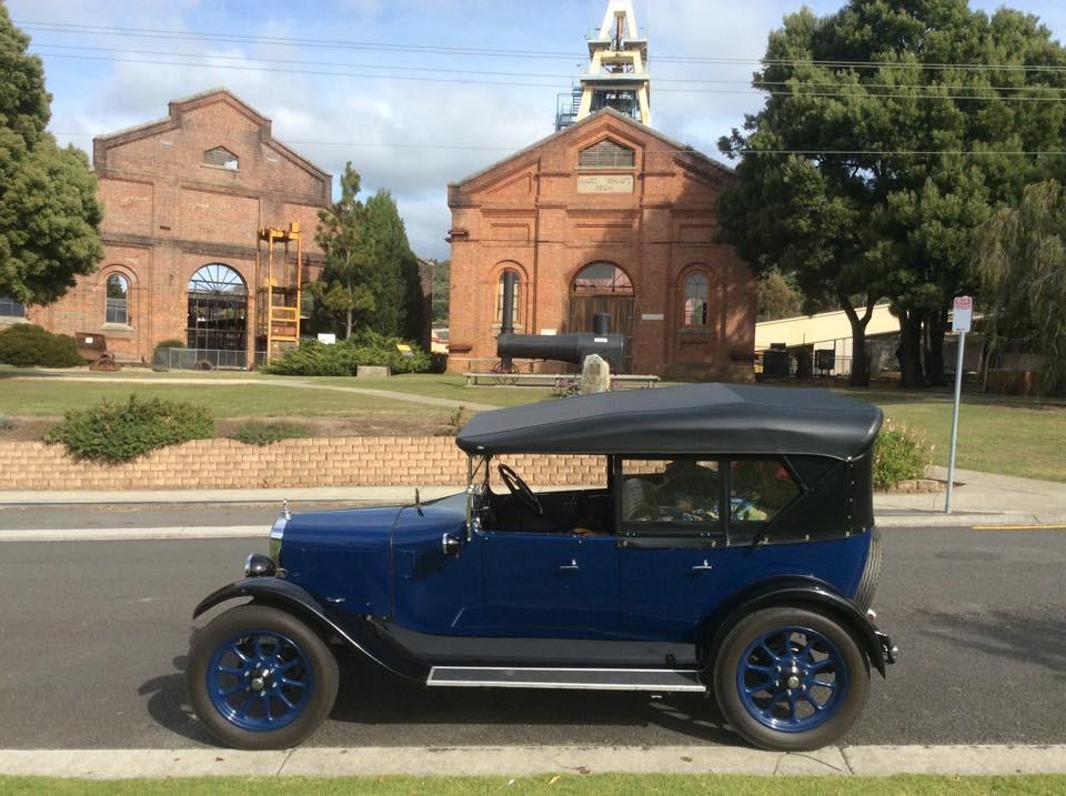 1926 Austin Austin 12 Clifton tourer