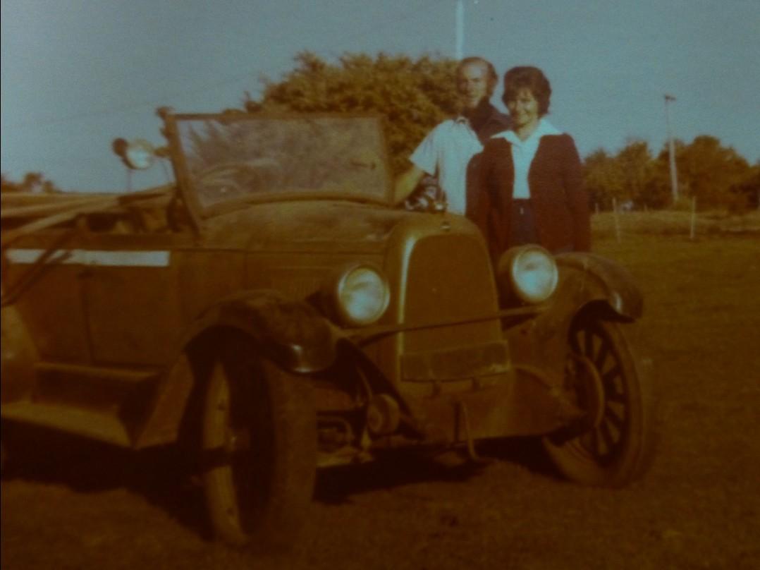 1928 Overland Whippet