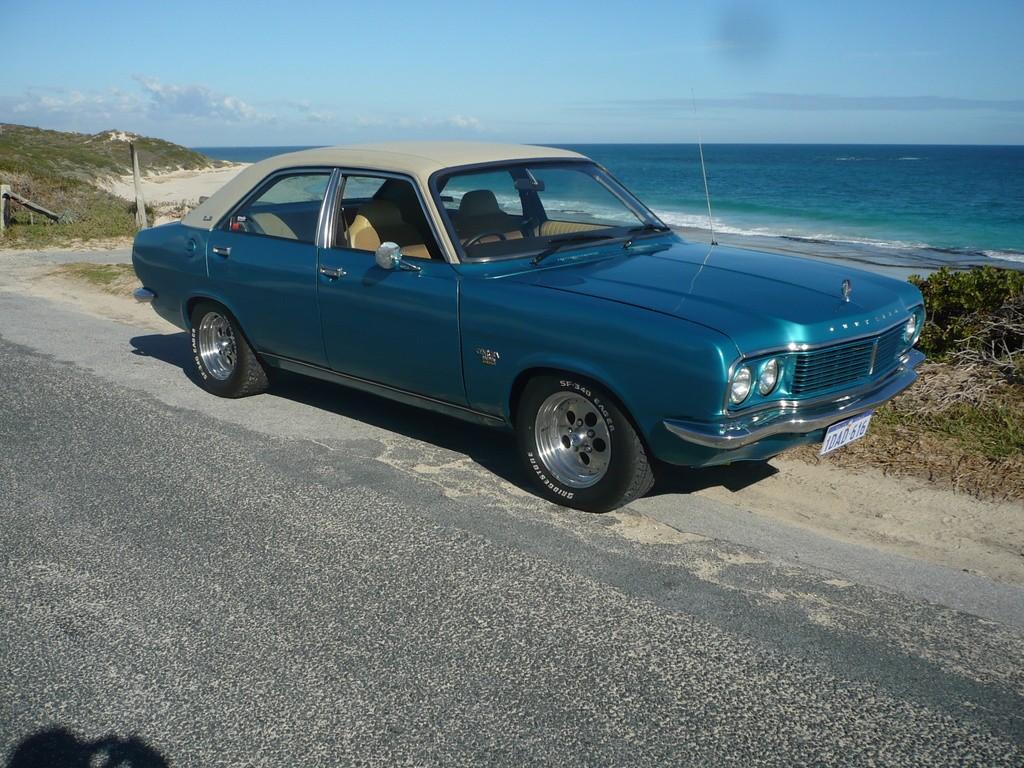 1975 Chrysler CENTURA GLX
