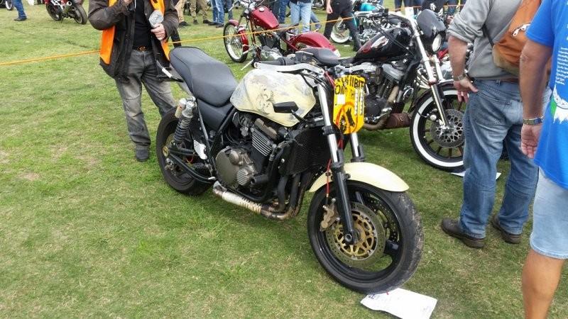 2002 Kawasaki 1164cc ZRX 1200S