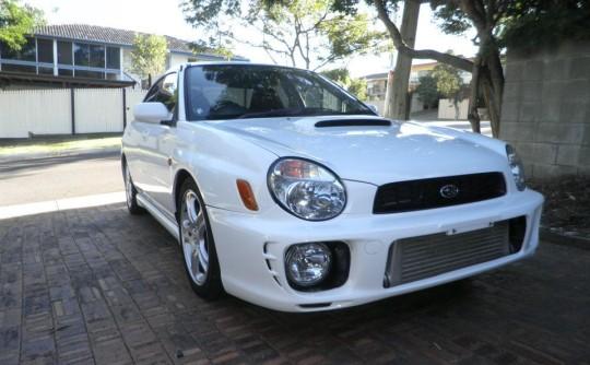 2000 Subaru IMPREZA 2.0i (AWD) WRX