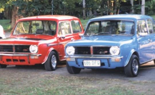 1971 Leyland MINI Clubman GT