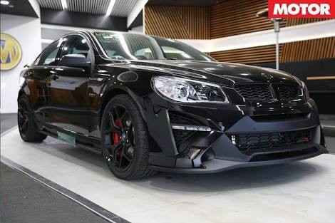 2017 Holden Special Vehicles GTS -R