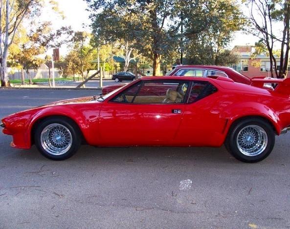 1973 De Tomaso PANTERA GT5