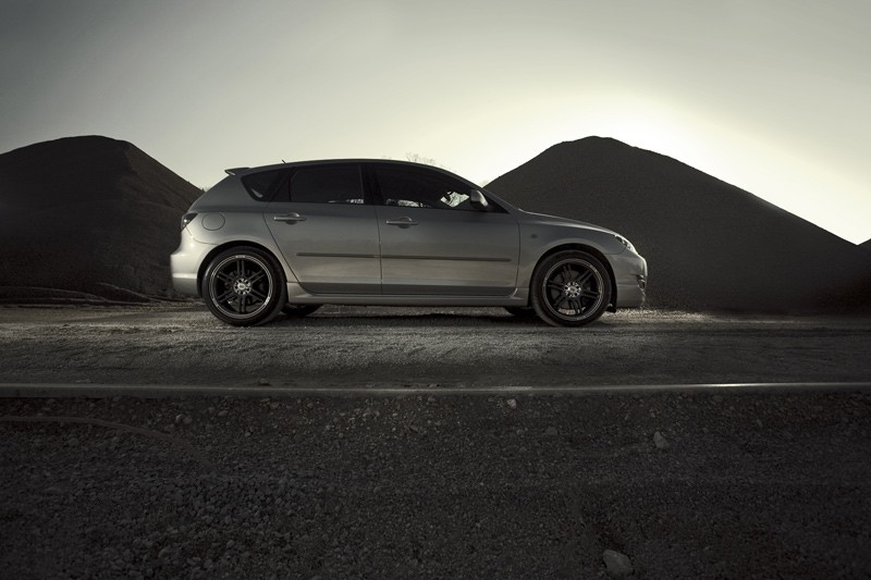 2007 Mazda 3 sp23