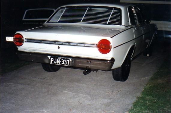 1968 Ford Fairmont XT