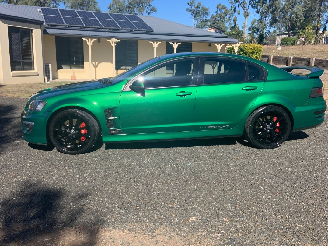 2011 Holden Special Vehicles CLUBSPORT R8
