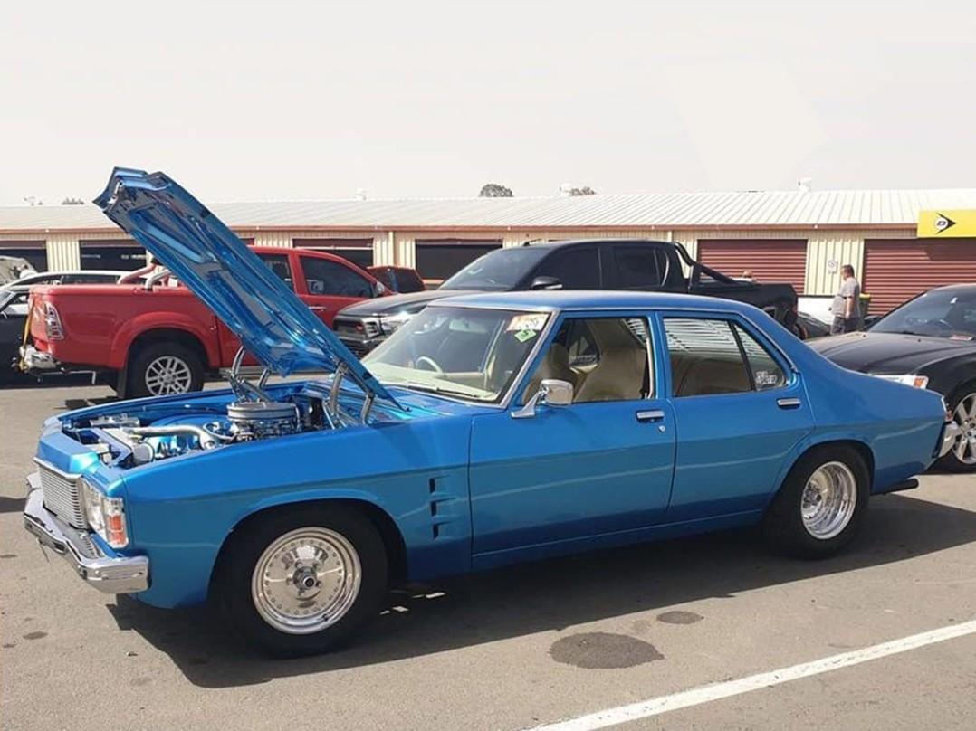 1975 Holden KINGSWOOD SL VACATIONER