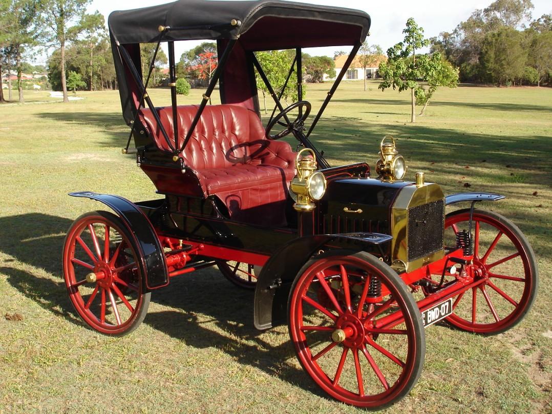 1907 brush early model b