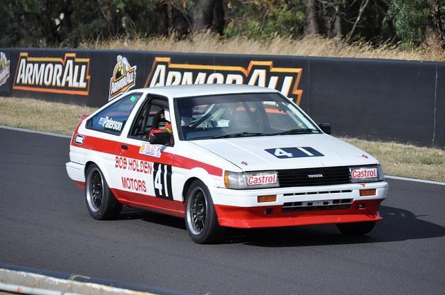 1983 Toyota Corolla Sprinter