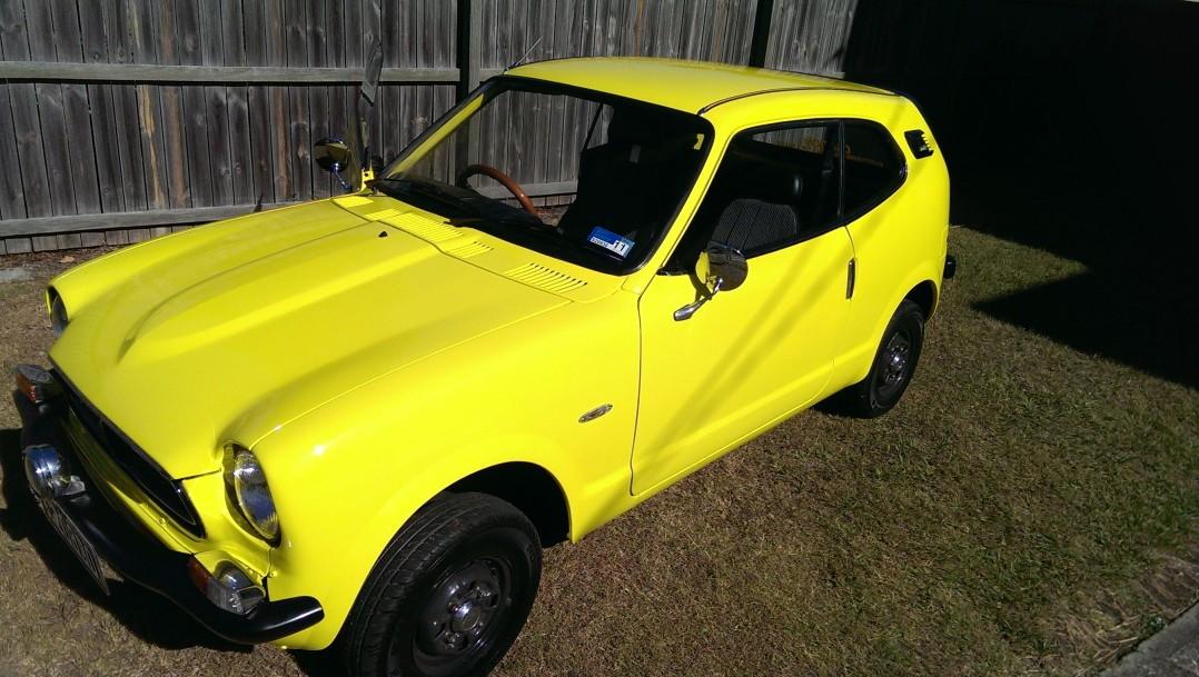 1971 Honda Z