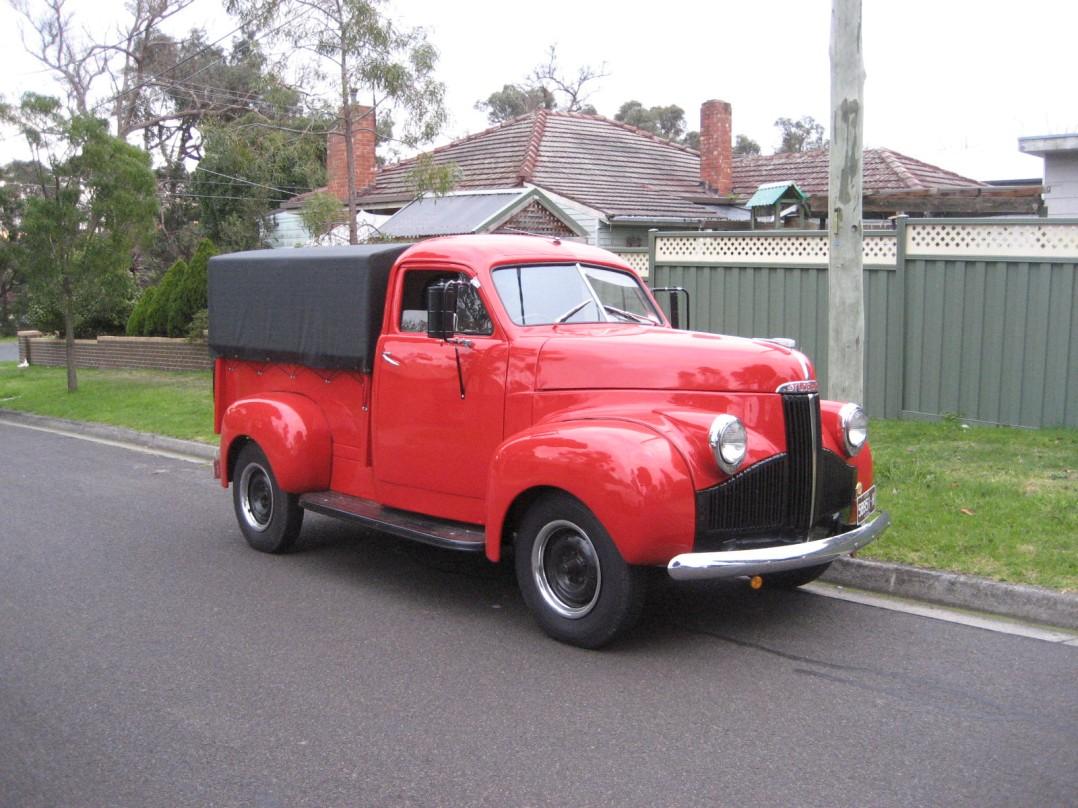 1947 Studebaker M%