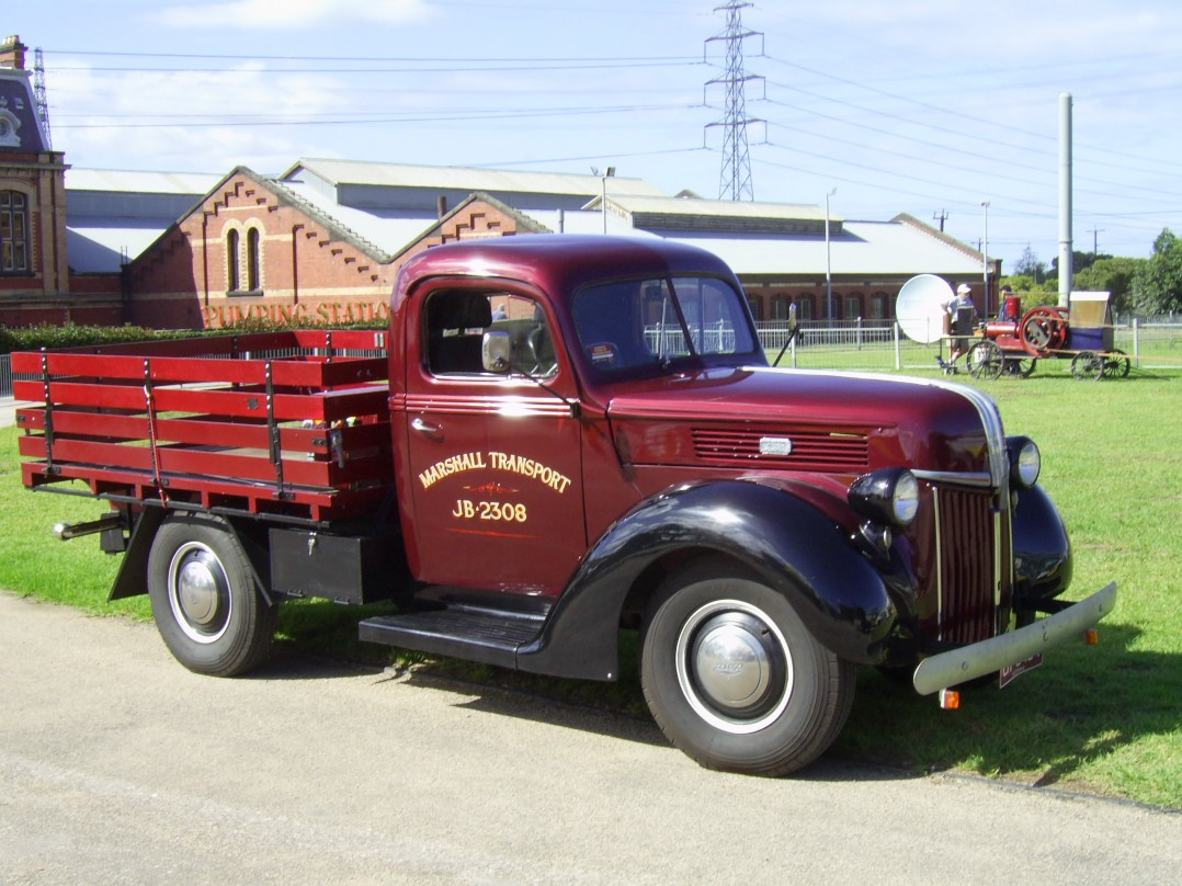 1941 Ford 25cwt