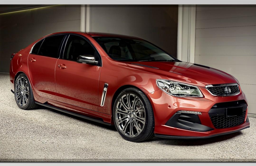 2016 Holden Special Vehicles Senator Signature