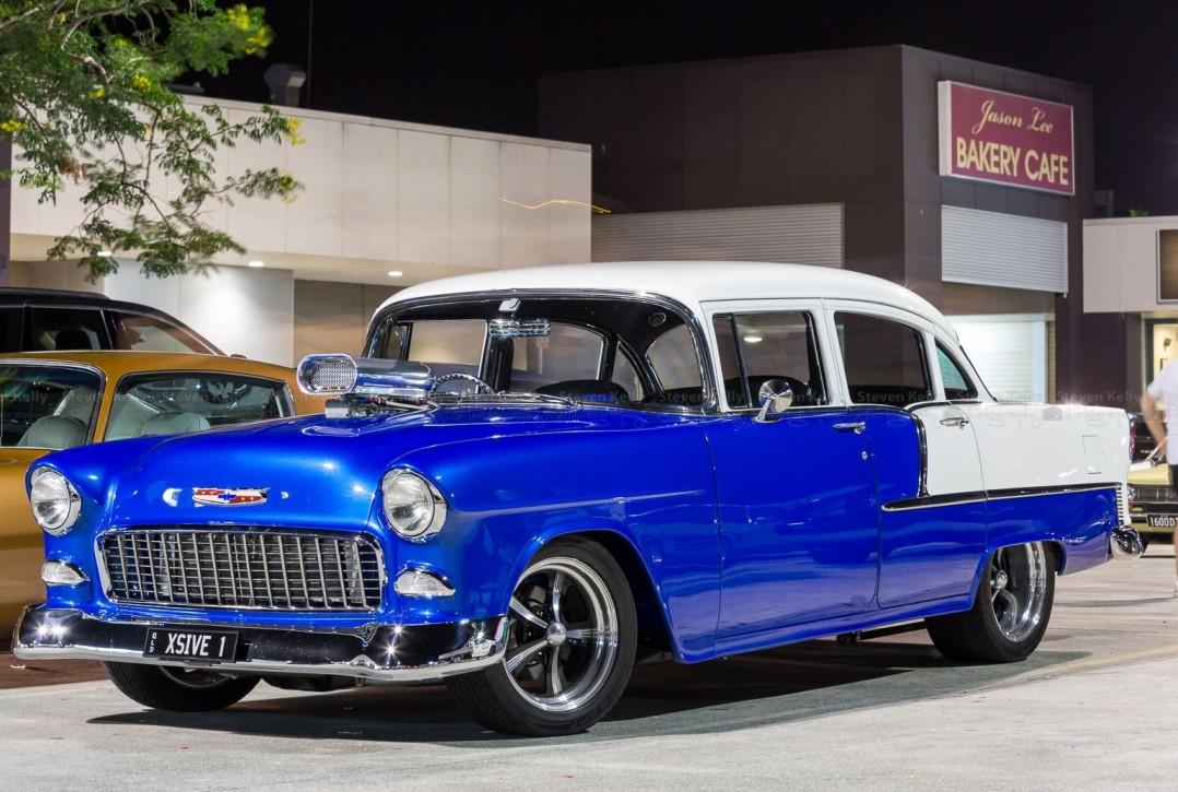 1955 Chevrolet GMH 210