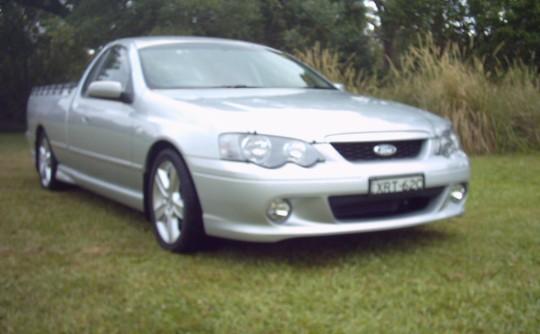 2003 Ford XR6 Turbo