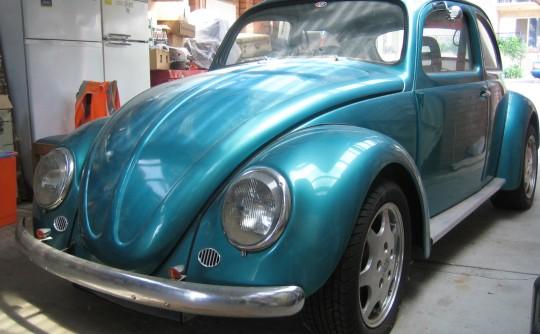 1958 Volkswagen BEETLE Ragtop