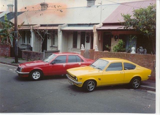 1977 Holden Gemini TX