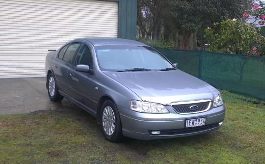 2004 Ford BA MkII  Fairmont