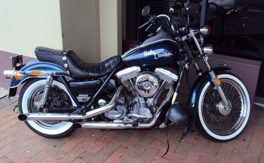 1986 Harley-Davidson Superglide 1340cc