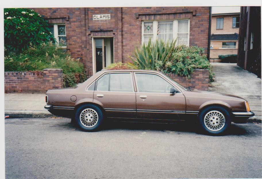 1980 Holden VC Commodore Diesel Turbo