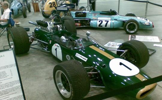 1966 Repco Brabham BT24