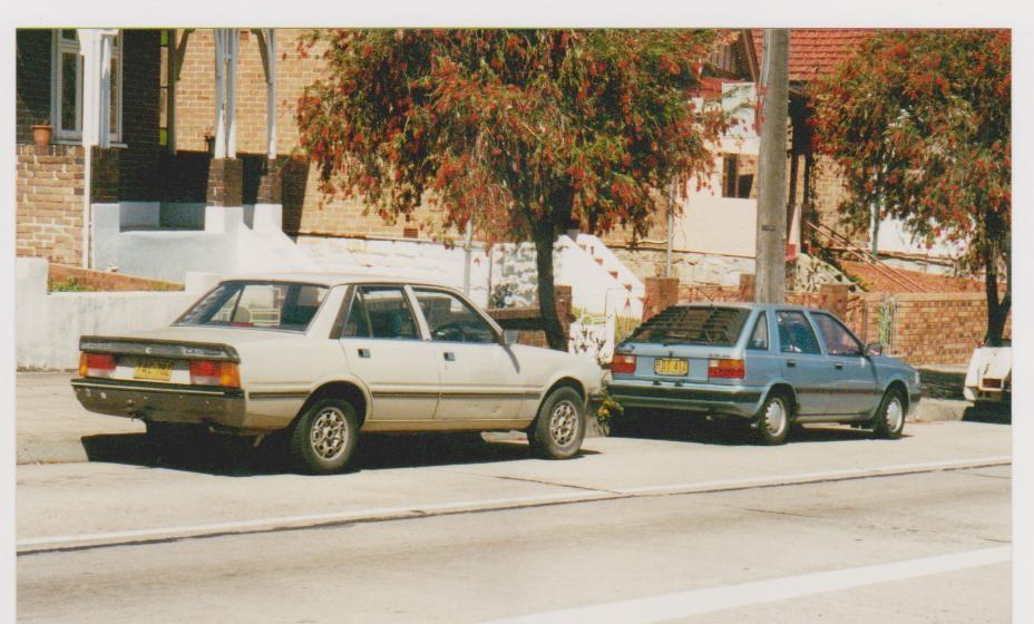 1982 Peugeot 505GR