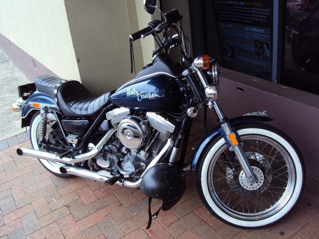 1986 Harley-Davidson Superglide 1340