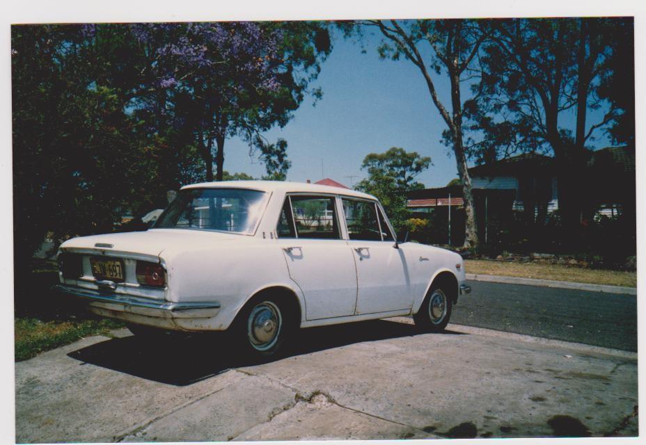 1966 Toyota Corona RT40