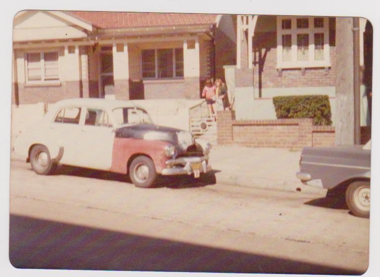 1956 Holden FJ Special
