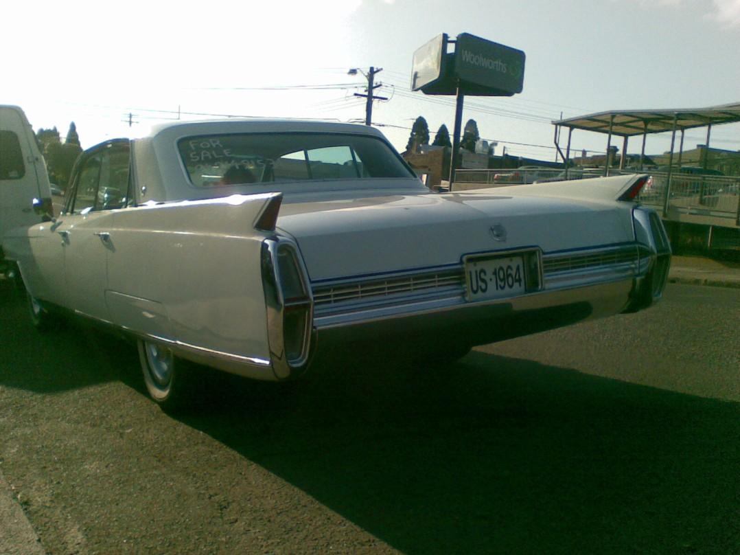 1964 Cadillac Eldorado Pillarless 429