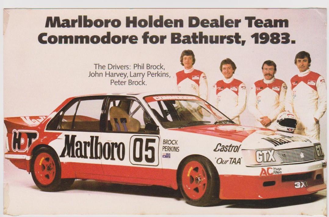 1982 Holden Dealer Team VH