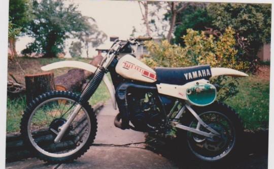 1980 Yamaha YZ250G