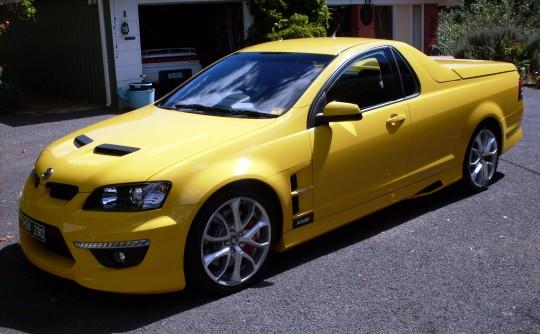 2011 Holden HSV