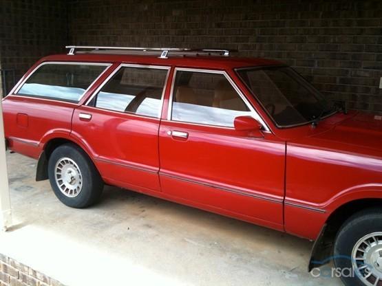 1980 Ford TE Cortina Ghia