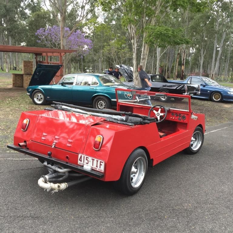 1968 Volkswagen Country buggy