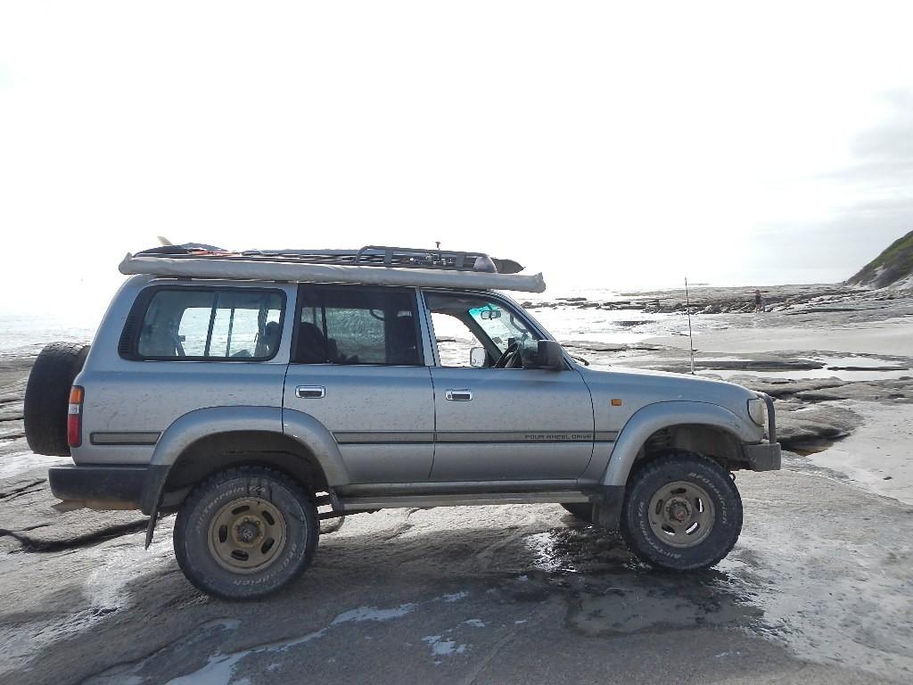 1994 Toyota 80 series GXL