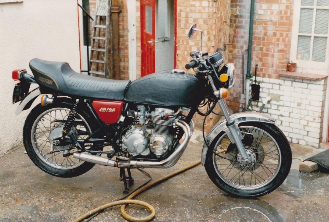 1977 Honda CB400Four