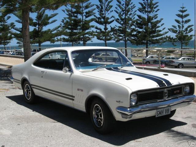 1969 Holden HT Monaro