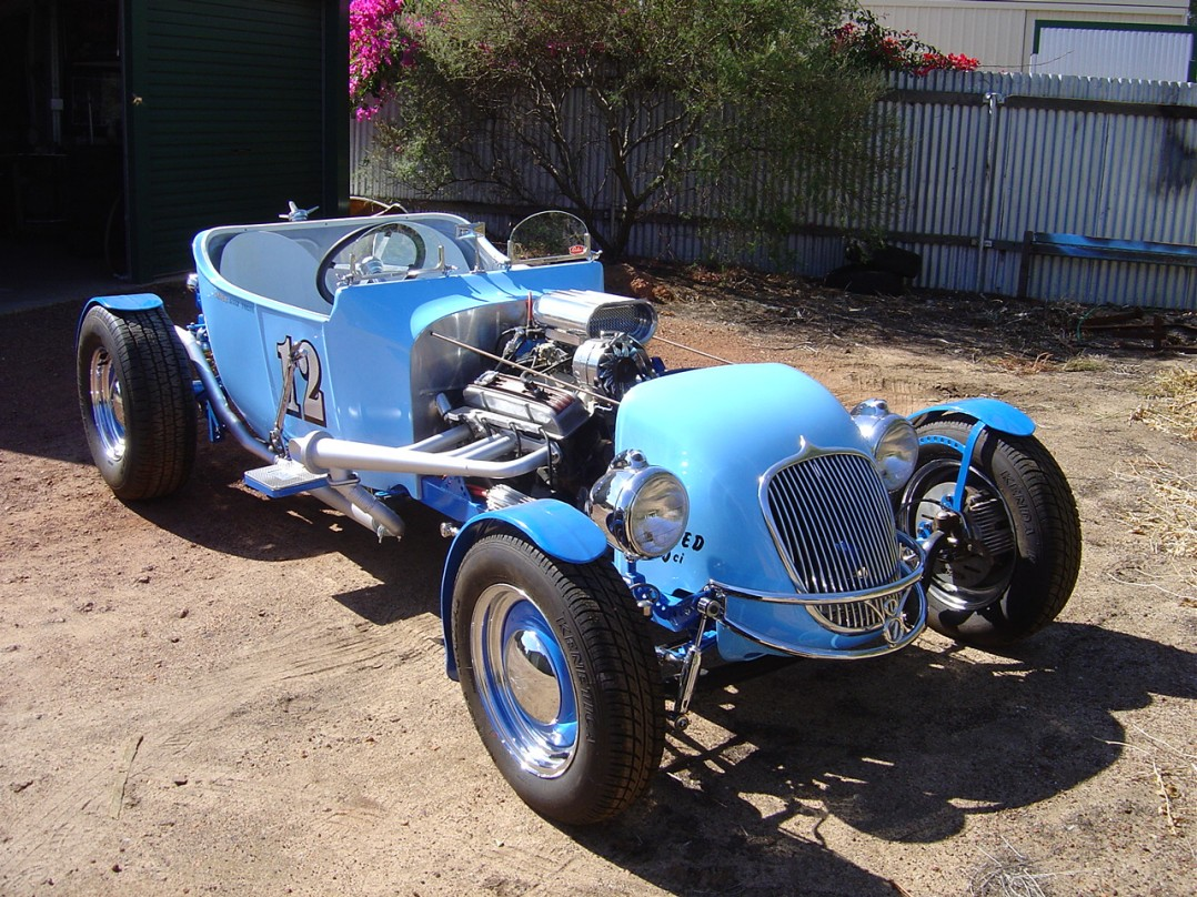 1926 Ford Track   T