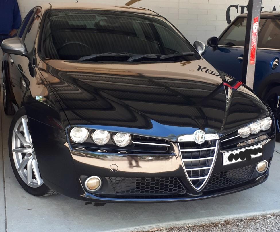 2008 Alfa Romeo 159 JTS Ti