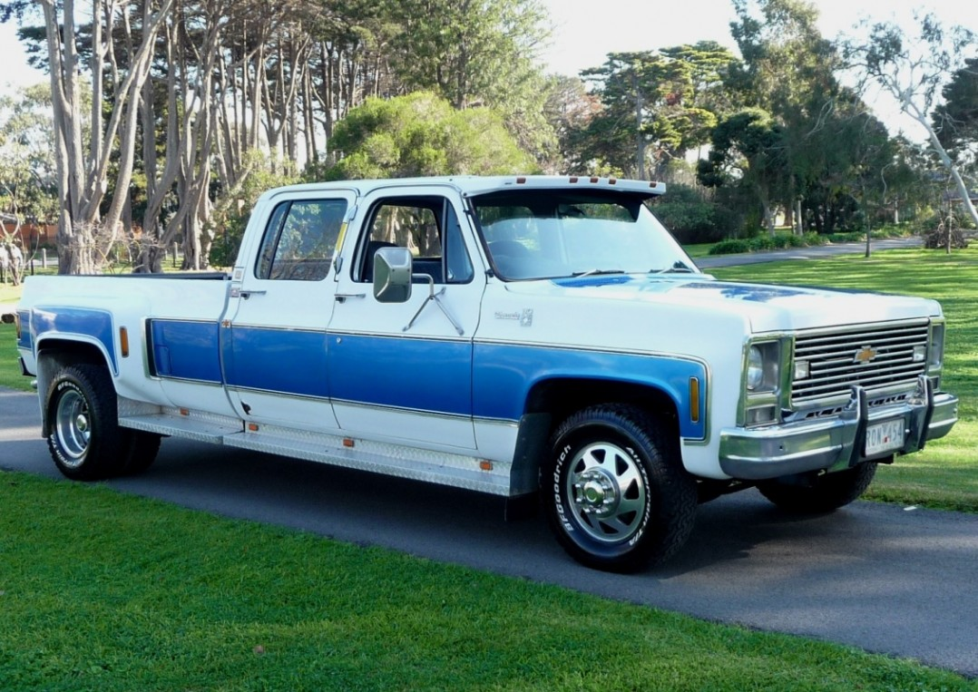 1979 Chevrolet C30 Duelly
