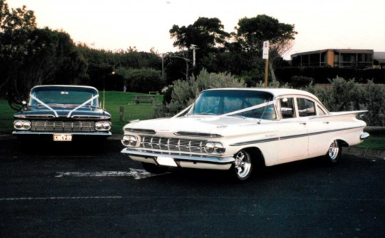 1959 Chevrolet Bel-Air