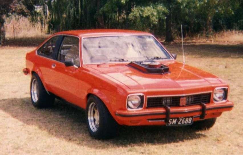 1976 Holden Torana LX SS