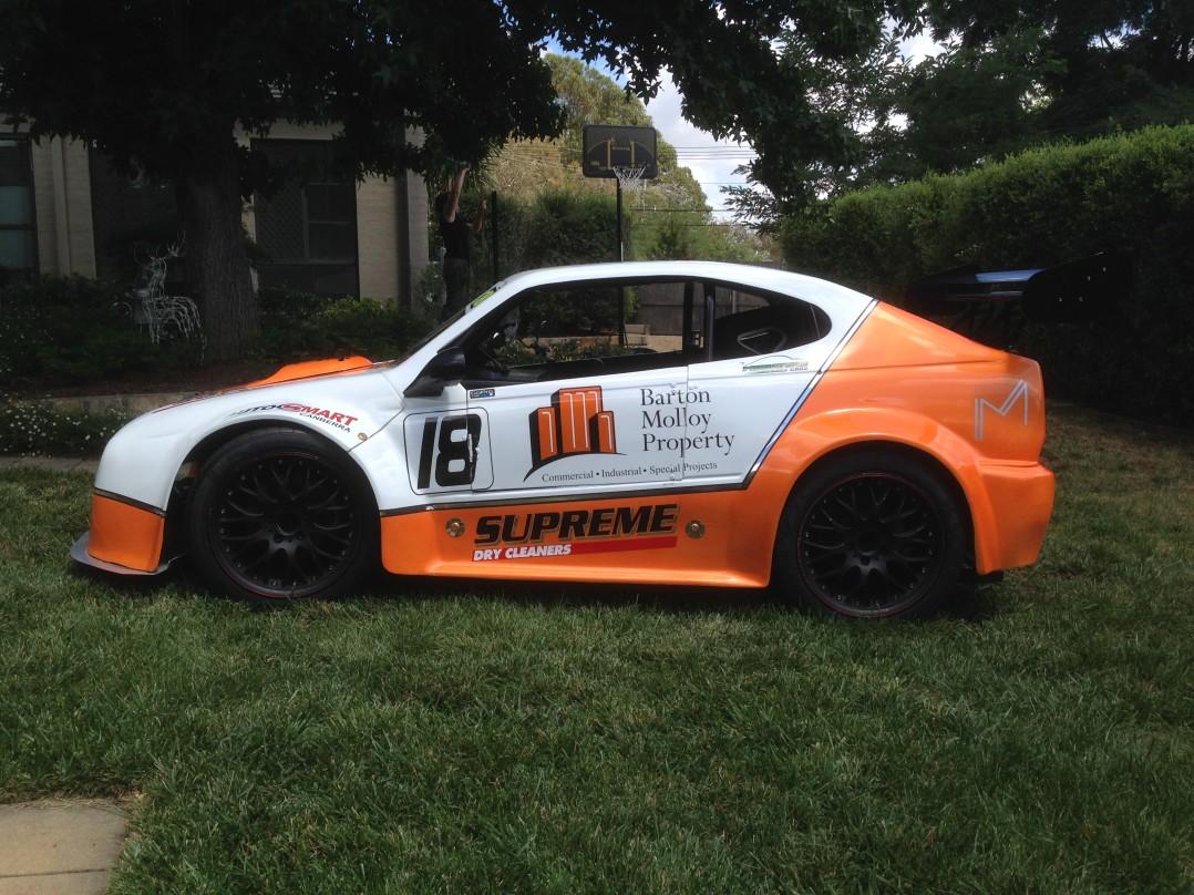 2005 Future Racer Race Car