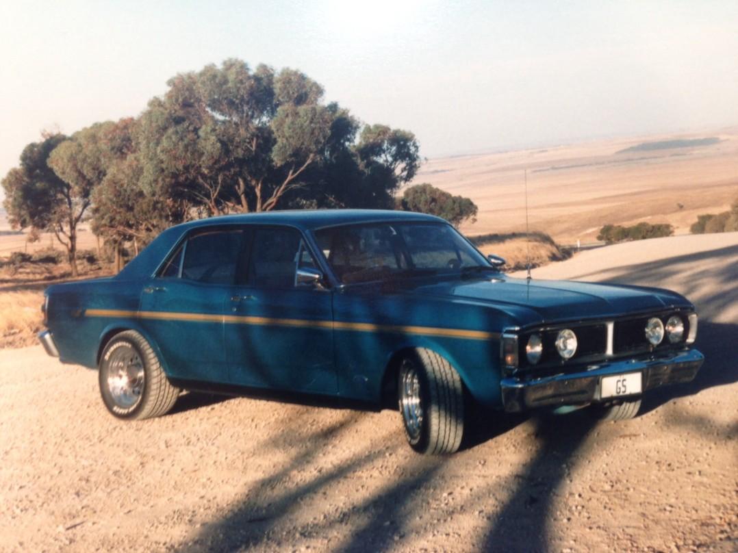 1970 Ford Falcon GS