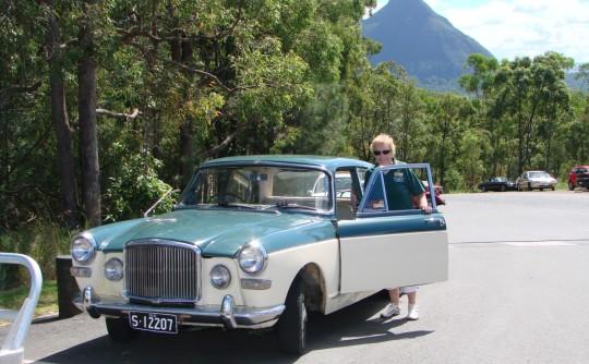 1964 Vanden Plas 4 litre R