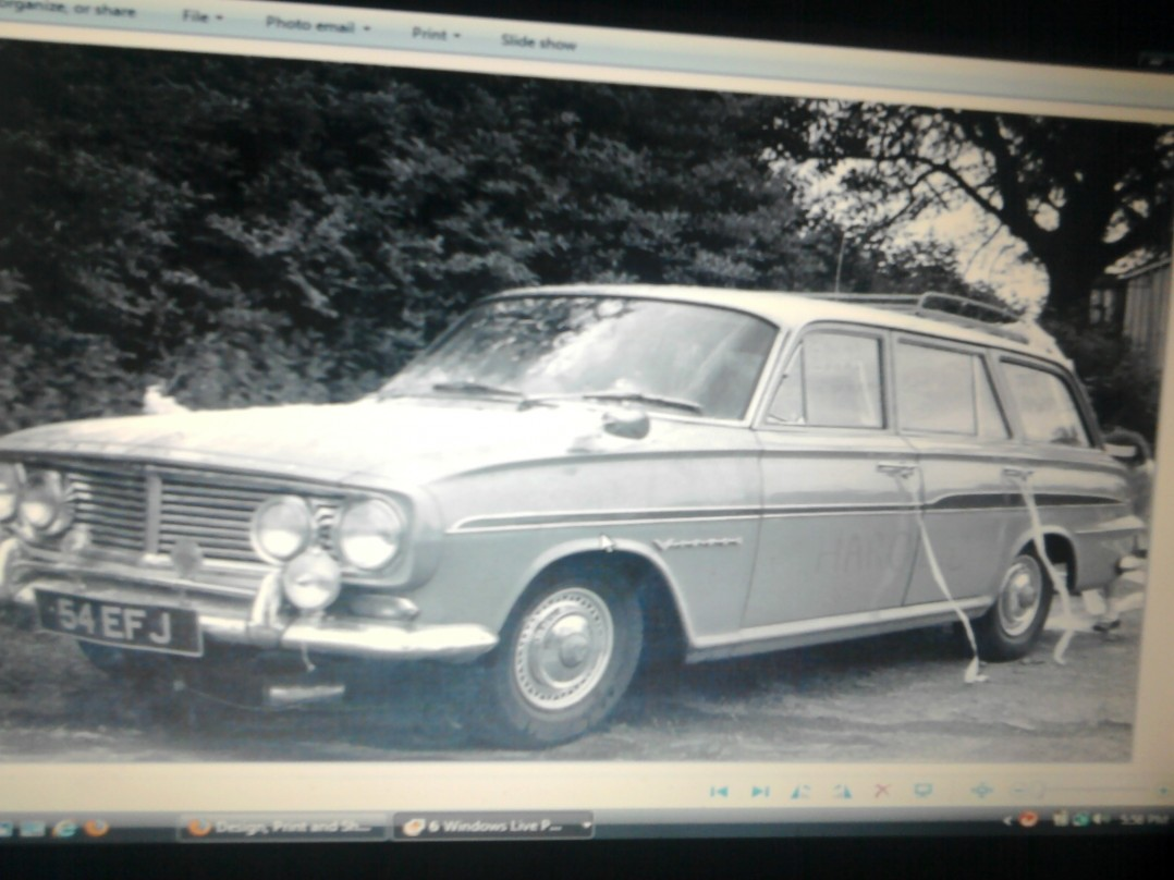 1966 Vauxhall VX490