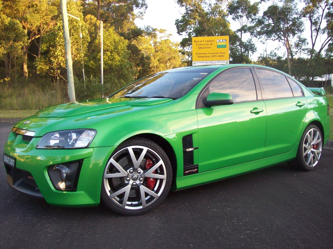 2007 Holden Special Vehicles ve gts