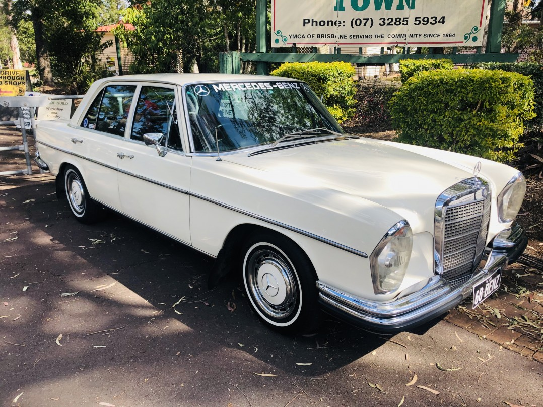 1968 Mercedes-Benz 280 S